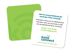 Kalamazoo Promise Connection Card