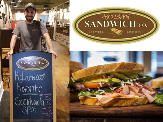 Artisan Sandwich Co. | KzooConnect