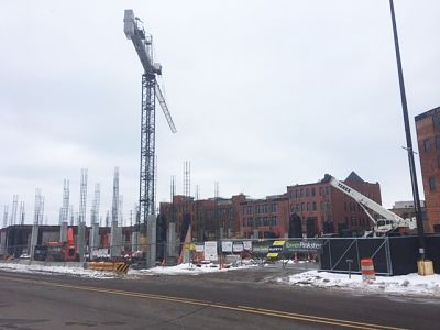 Collaborative Coexistence construction underway | KzooConnect