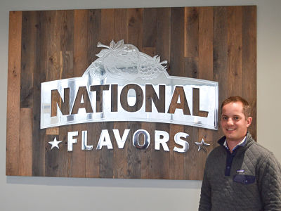 Dan Hinkle National Flavors | KzooConnect