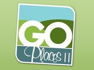 Go Places Logo