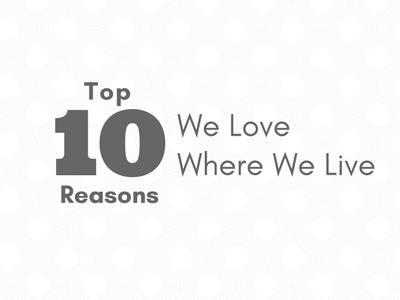 KzooConnect Top 10 Reasons We Love Where We Live