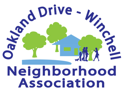 Oakland Drive-Winchell Neighborhood Association